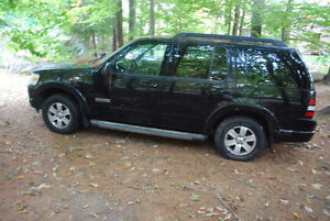 Will trade 2008 Ford Explorer for a Dirt Bike, Honda, Yamaha etc
