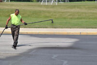 CASH PAID DAILY for Experienced Driveway Sealer !!