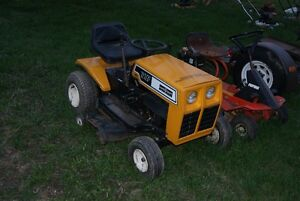 LAWN TRACTOR RIDING MOWER GAS PUSH MOWER