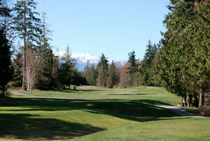 Morningstar Golf Course 3 bedroom- French Creek/ Parksville
