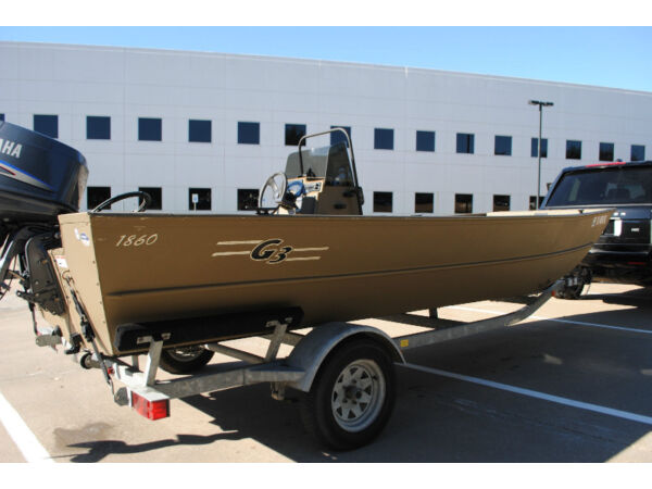 Used 2011 G3 Boats 1860 CC