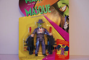 Quick Draw Mask Figure The Mask 1994 Starring Jim Carrey
