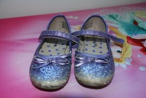 girls shoes size 10, 9.5