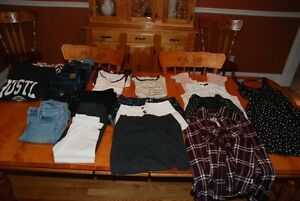 Vêtements adolescente