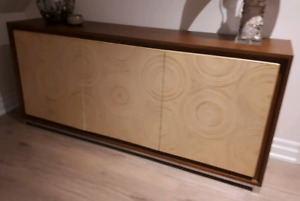 Unique, high quality buffet/sideboard/storage cabinet