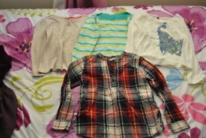 Clothes for girl size 6