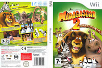 Madagascar Escape 2 Africa for wii