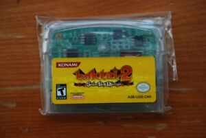 Boktai 2 Solar Boy Django Gameboy Advance