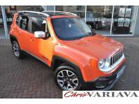2015 Jeep Renegade M-JET OPENING EDITION Diesel orange Manual
