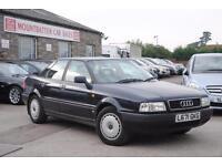 1993 Audi 80 2.0 E 4dr