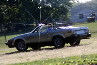 1980 Triumph Other TR 8 Convertible