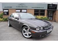 2009 JAGUAR XJ SERIES 2.7 TDVI AUTO SOVEREIGN, FULL JAGUAR DEALER HISTORY