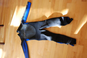 Size Six Childrens full wetsuit O'Neil