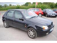 2002 Ford Fiesta 1.25 16v Ghia 5dr