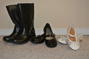Boots and Shoes Size 12.5 - 13.5