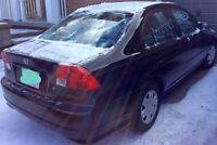 2004 Honda civic DX- 4 door