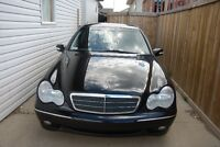2002 Mercedes-Benz C240 - extremely low kilometers