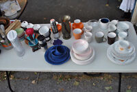 Vente de vaisselle en tout genre, du choix et de la qualité!