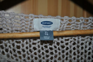 2 sweaters: Blush pink Old Navy and Black G21 London Ontario image 4
