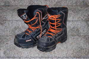 Youth Snowmobile Boots