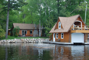 BEAUTIFUL COTTAGE FOR RENT ON LAKE MUSKOKA AUGUST 25-SEPTEMBER 1