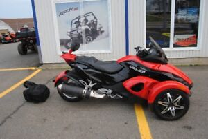 CAN-AM SPYDER RS-S SE5 2010