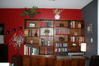 $1,400 · Rosewood Bookcase Mid Century from Denmark