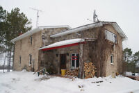 House for rent near Hawkesbury and Alexandria, Ontario.