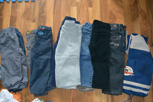 Lot linge Garçon – Boy clothing – 2T