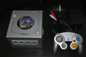 Gamecube Edition Pokemon XD