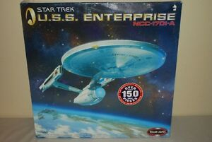 Plastic Model Kits -  USS ENTERPRISE NCC-1701 A (1/350)