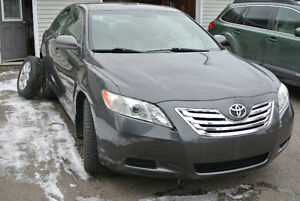 2008 TOYOTA CAMRY LEATHER-6 CYLINDER !!! SEE IT !!!
