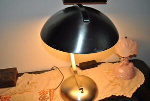 VINTAGE ART DECO STYLE TABLE LAMP