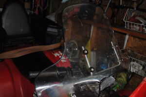 For Sale  - Windshield for Kawasaki ATV ( 1992 - 300 Bayou)