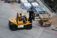 Forklift Operator Training from DGS CANADA