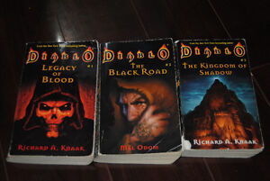Diablo Collection; $5 each or all three for $10 Kitchener / Waterloo Kitchener Area image 1