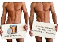 30% Off Male Waxing in Streatham: Chest Waxing, Back Wax, Leg Wax & Intimate Waxing for Men