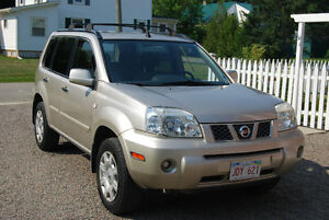 2005 Nissan X-trail XE SUV, Crossover