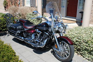 2006 Yamaha Stratoliner S (Low KM Showroom Condition)