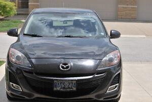 2011 Mazda3 Sport GS Hatchback