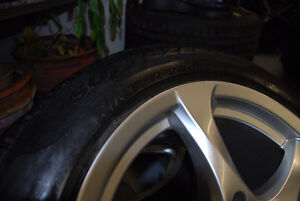 Pirelli Winter Tires -Nearly new West Island Greater Montréal image 6