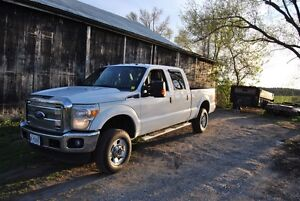 2011 Ford F-250 Super Duty XLT Crew Cab SB