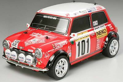 NEW Tamiya 1/10 Mini Cooper 1994 Monte Carlo M05 Kit 58483