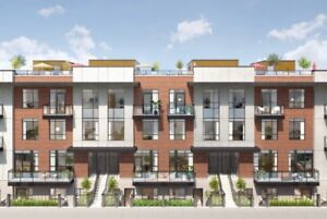 New Townhomes in Brampton ★ 2 Bed from High $400s | 10% Deposit
