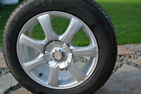 Michelin X!CE 13 Tires and Alloy Rims