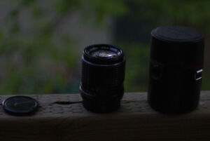 Pentax lens and ME Super body