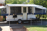GREAT CONDITION 2008 Fleetwood Sun Valley Pop Up LOTS OF EXTRAS