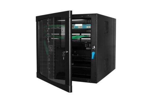 New Chatsworth CPI 11996-724 Cube-iT Wall Mount IDF Server Cabinet