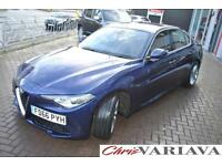 2016 Alfa Romeo Giulia 180 SUPER ** NEW GIULIA HIGH SPEC ** Diesel blue Automati