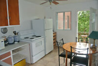 Room all included/Chambre tout inclus - (weeks, 1-2 months)